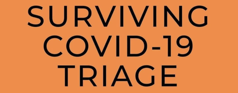 Surviving COVID-19 Triage Protocols