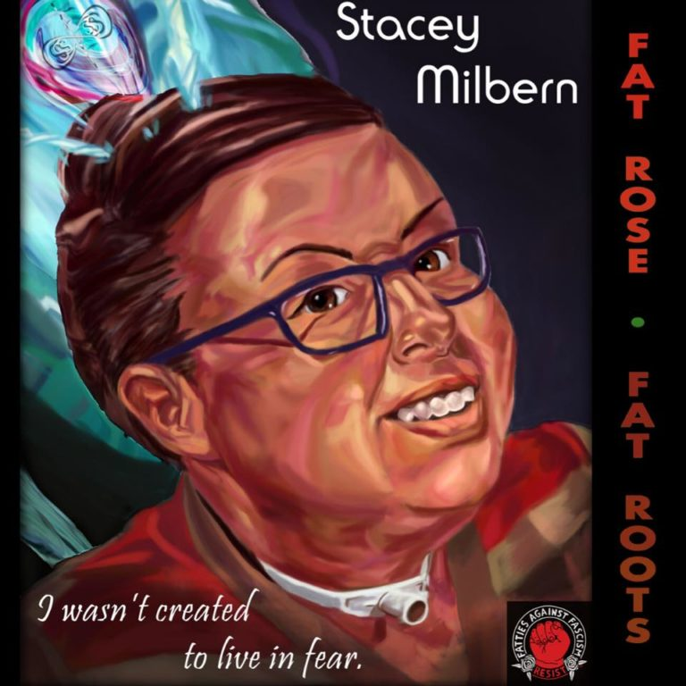 Fat Roots: Stacey Milbern