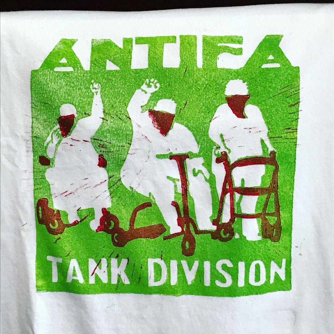 Antifa Tank Division